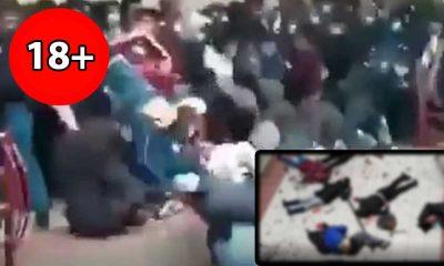 Bolivya'da 5 öğrencinin ölümüyle sonuçlanan feci kaza