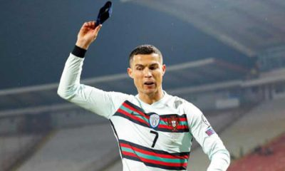 Ronaldo'nun pazubandı 2,5 milyona satıldı