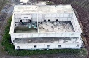 AKP'li Belediye Başkanı'nın 6 milyon liralık kültür merkezi çöplük oldu