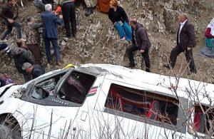 İki öğrencinin hayatını kaybettiği kaza sonrası dört öğretmen açığa alındı