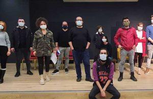 Efeler Belediyesi Şehir Tiyatrosu yeni dönem çalışmalarına başladı