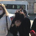 Şehitlere hakaret ettiği iddia edilen kadın, serbest bırakıldı