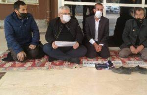 Saadet ve DEVA'dan Şenyaşar ailesine ziyaret