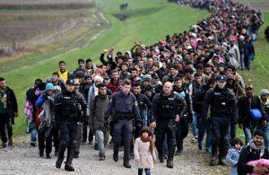 Türkiye, 'üçüncü dünya ülkesi' sayıldı: Para verelim, sığınmacılara baksın