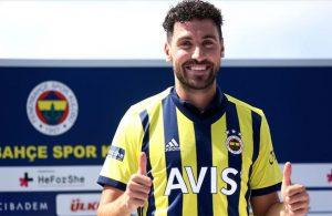 Sinan Gümüş Fenerbahçe antrenmanlarında
