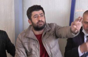 Tır şoföründen CHP heyetine: Plaka 73 diye ceza yazılıyor