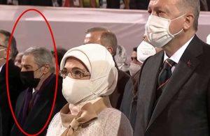 AKP kongresinde kameralara takılan sürpriz isim
