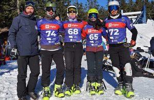 Genç snowboardcular Dünya Şampiyonası'nda