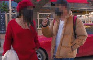 'Sosyal deney' adı altında kadınları taciz eden erkek serbest bırakıldı!