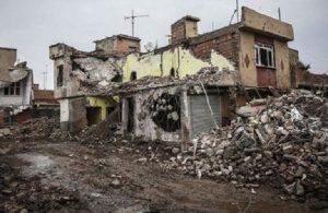 Sur'daki yıkımın faturası belli oldu!