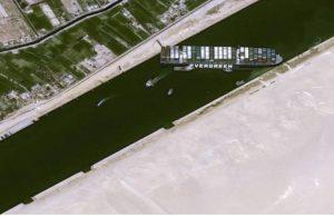 Süveyş Kanalı krizi: Türkiye de devreye girmeye hazırlanıyor