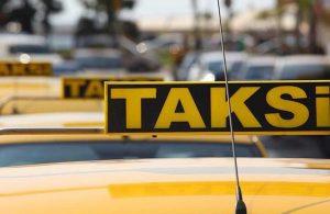İBB'nin taksi projesi yine reddedildi!