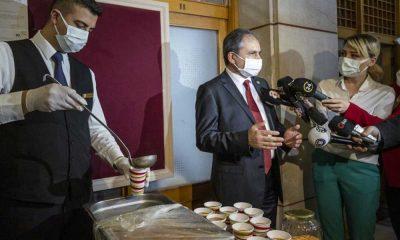 """AKP'li vekil Uşak'ın """"düşük riskli iller"""" arasında yer almasını tarhanaya bağladı"""