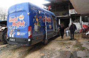 Tarsus Belediyesi'nden küçük üreticiye büyük destek