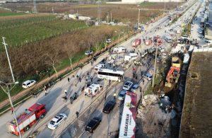 4 ölü, 28 yaralıyla sonuçlanan tır faciasında şoförün ifadesi ortaya çıktı