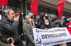 TKH'dan Gezi Parkı kararına itiraz
