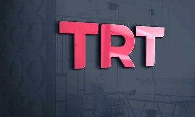 Bir bayrak skandalı da TRT'den