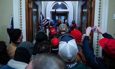 Kongre baskını nedeniyle Trump'a yeni dava