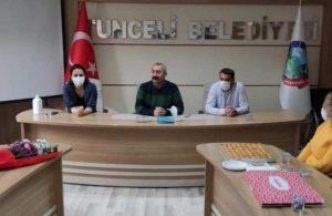 Tunceli Belediyesi'nden işçilere toplu sözleşme ve büyük zam