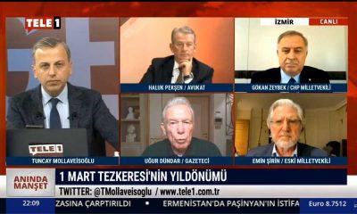 Uğur Dündar: Türkiye çok büyük bir beladan döndü