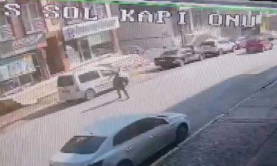 Cadde ortasında silahlı saldırı: Dolandırdınız beni