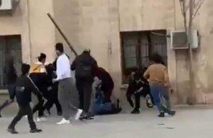 Şanlıurfa'da 'bıçaklı sopalı' dayak: 15 kişi bir kişiye saldırdı