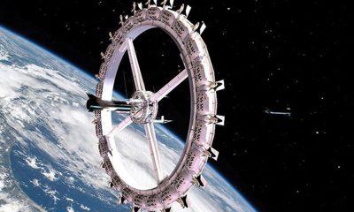Uzay oteli için tarih verildi