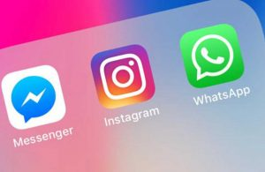 WhatsApp ve Instagram'a 45 dakika erişilemedi