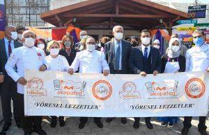 Büyükşehir'den kadınlara Mutfak Atölyesi ve Peyhane Kafe…