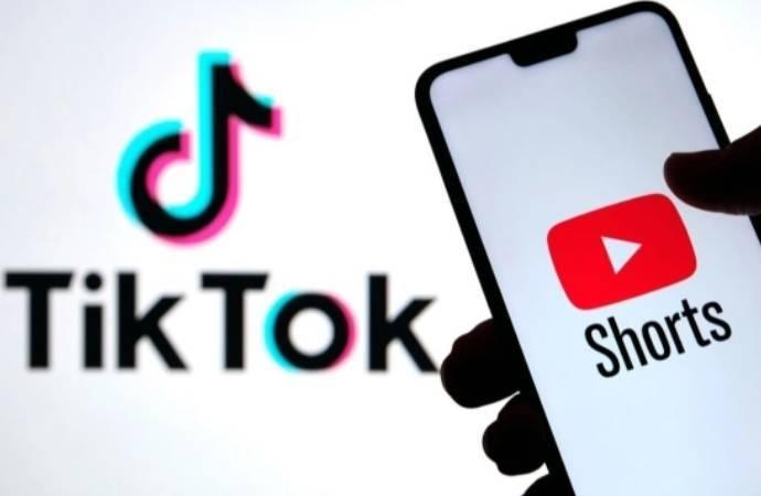 YouTube'un TikTok kopyası ABD'de kullanıma sunuldu