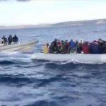Yunanistan, 32 göçmeni ölüme terk etti
