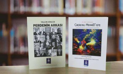 Efeler Belediyesi Kültür Yayınları'ndan iki yeni kitap