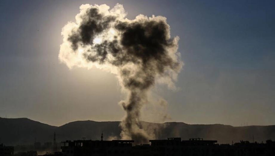 İsrail, Şam'a saldırdı iddiası