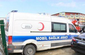 AKP'nin borcu Esenyurt Belediyesi'nin hasta nakil aracını haczettirdi