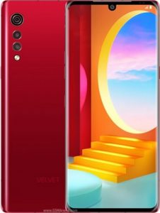 LG Velvet 5G