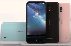 Nokia 2.2  Android 11 güncellemesine hazır