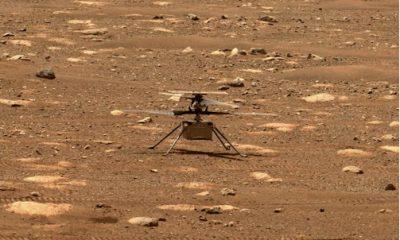 Mars helikopter uçuşu 14 Nisan'a ertelendi