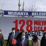 Mudanya'da '128 milyar dolar nerede' hareketliliği