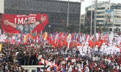 İstanbul Valiliği'nden 1 Mayıs yasağı