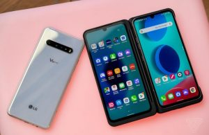 LG akıllı telefonları güncelleme alacak