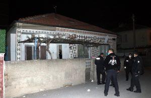 Kayseri'de müstakil eve silahlı saldırı; 1 yaralı