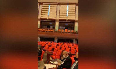 Meclis'te AKP'den kimse yok