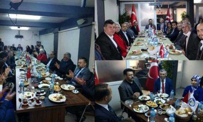 Kongreler bitti derken: AKP'liler tedbirsiz kahvaltı da yaptı!