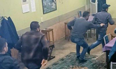 Kaçmaya çalışırken polisle karşılaştılar! Ne yapacaklarını şaşırdılar