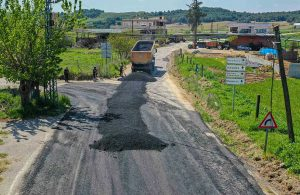 Adana'nın yolları yenileniyor