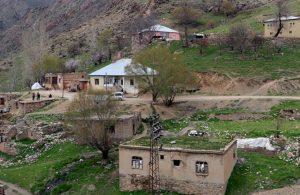 Bu köyde sadece iki aile yaşıyor