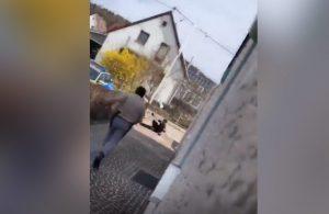 Alman polisi bir Türk'ü vurdu
