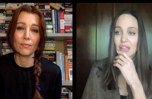 Angelina Jolie'den İstanbul Sözleşmesi yorumu