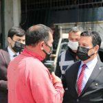 Başkan Aras, sanayi esnafını dinledi