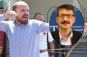 Yeni atanan rektörden Bilal Erdoğan'a teşekkür